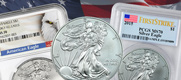 Uncirculated Silver Eagles