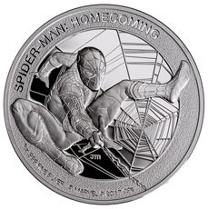Spider-Man Proof Coin