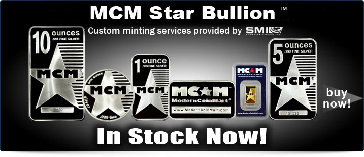 Introducing MCM Star Bullion