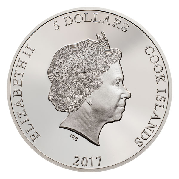 2017 Magnificent Life - Cobra Obverse Design.