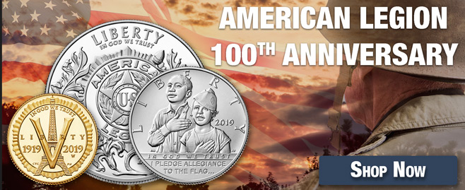 Shop American Legion Commemoratives!