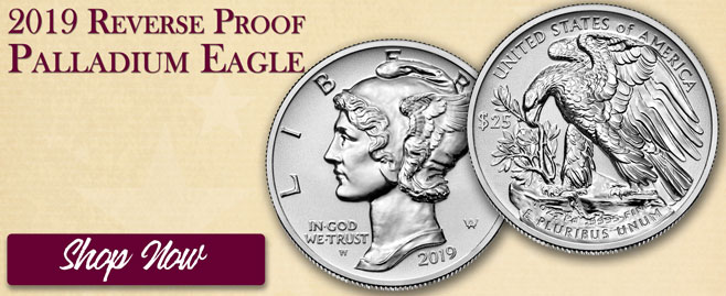 US Coins in Silver, Gold, and Platinum - ModernCoinMart