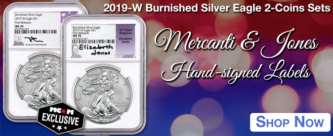 2019 Burnished ASE Mercanti Jones Signed