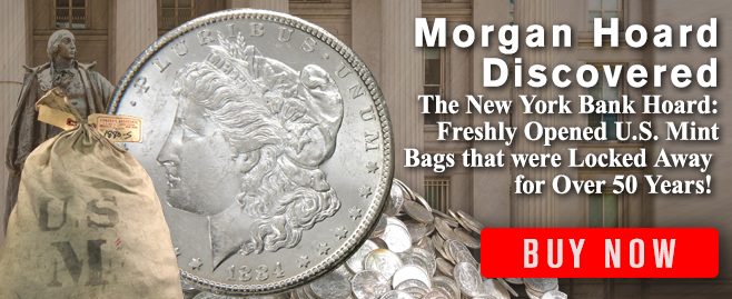 New York Bank Morgan Hoard!