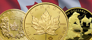 Canadian Gold Coins