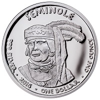 Native American Mint Coins