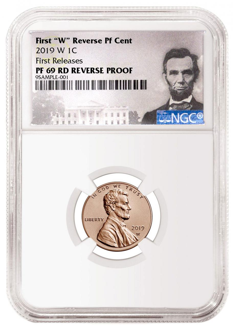 2019 S Jefferson Nickel Proof from Silver Set PF 69 RD NGC Early Releases