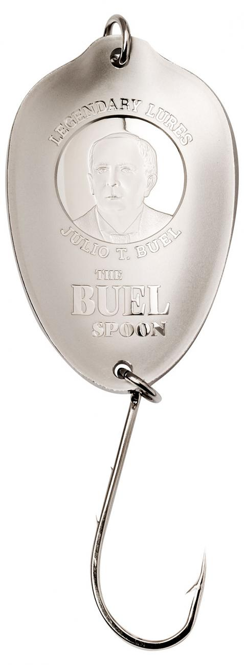 2020 Cook Islands Buel Spoon Fishing Lure Shaped 1/2 oz Silver Specimen $2 Coin GEM Specimen OGP