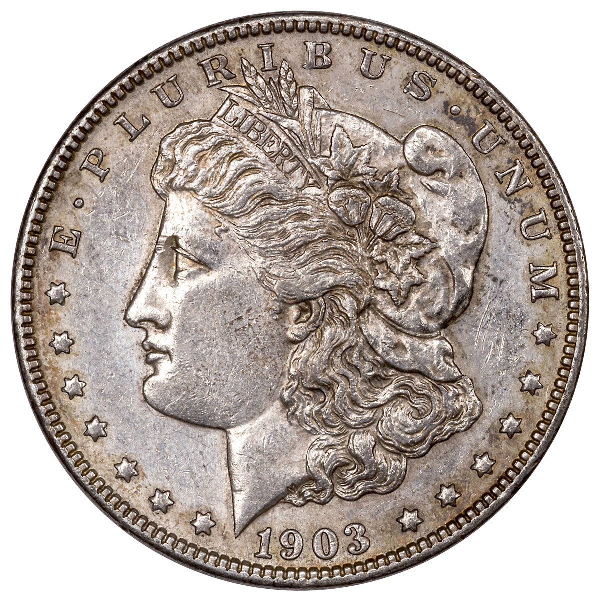 1903 Morgan Silver Dollar XF