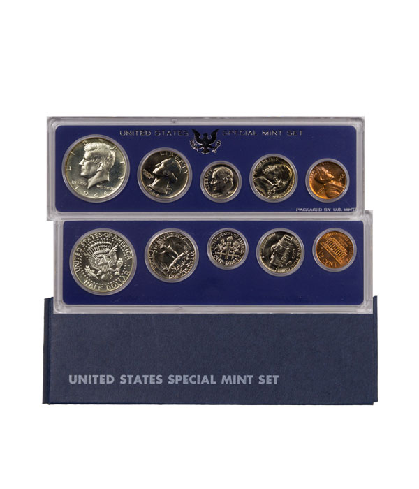 1966 U.S. Special Mint Set GEM SMS OGP