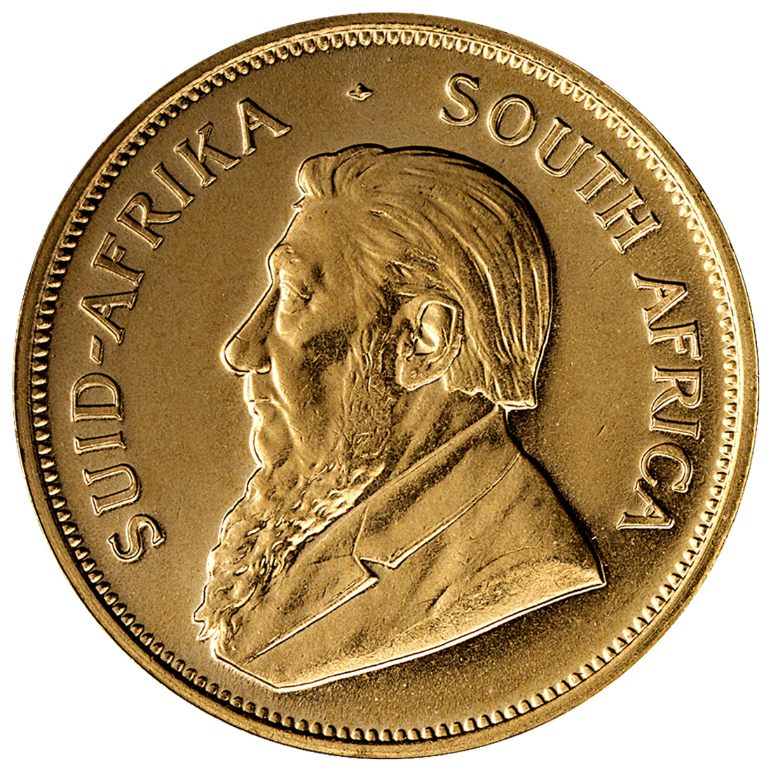 Random Date South Africa 1 oz Gold Krugerrand BU