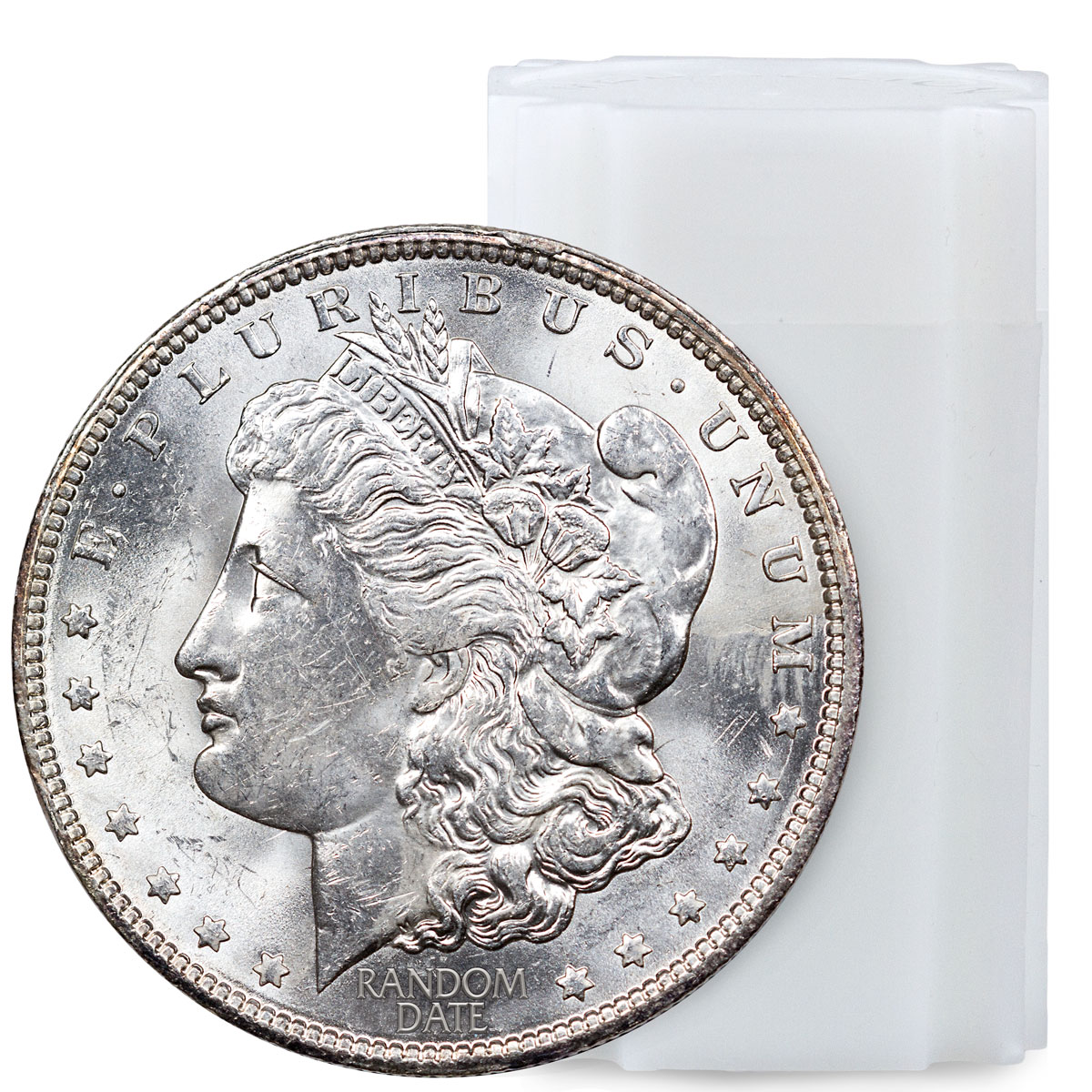 Roll of 20 - 1878-1904 Morgan Silver Dollar BU
