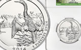 Everglades Five-Ounce Silver America the Beautiful Coin Launched