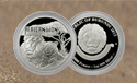2015 Burundi African Lion Launched By ModernCoinMart