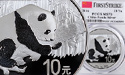 2016 Silver Panda Coins with PCGS First Strike Flag Labels Now Available