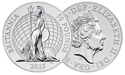 Royal Mint Issues First 50 Pound Silver Britannia