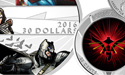 Canadian Superman v Batman Coins Available at MCM!