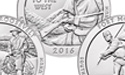 2016 America the Beautiful 5 oz. Silver Quarters