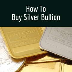 Building Your Stack: How to Buy Silver Bullion