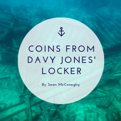 Coins from Davey Jones' Locker