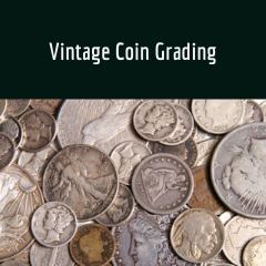 Vintage Coin Grading