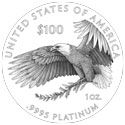 New American Platinum Eagle Proof Series