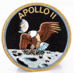 Commemorating the Apollo 11 50th Anniversary Mission to the Moon with Coins and Medals
