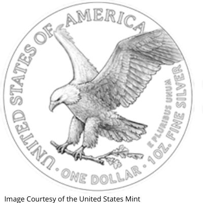 New 2021 Silver Eagle Reverse Design Selected!