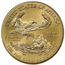 2020-W Burnished American Gold Eagles