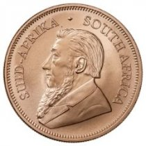 2021 South Africa Gold Krugerrand Brilliant Uncirculated Coins
