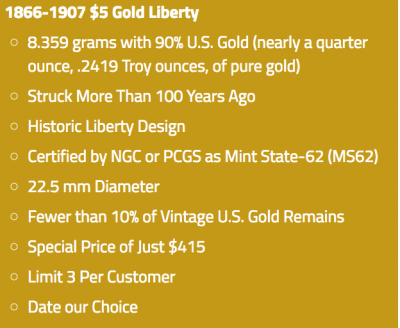 Why Vintage Gold?