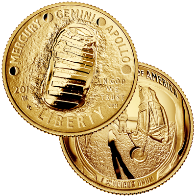 U.S. Mint 50th Anniversary Commemoratives
