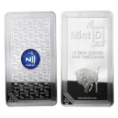 MintID Bullion: Now Available to Order