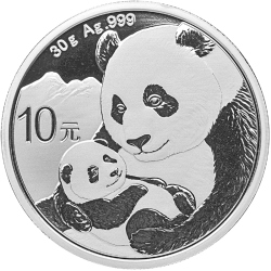 2019 Gold and Silver Pandas