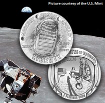 Apollo 11 50th Anniversary Commemorative Program