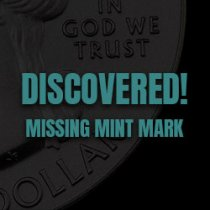 Missing Mint Mark Error Discovered!