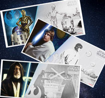 2018 Silver Star Wars Certificates