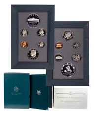 1997-S U.S. Prestige Proof Set GEM Proof OGP