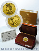 2013-W Ida McKinley $10 First Spouse Gold Gem Uncirculated in Original Government Packaging OGP