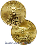 2013 $10 1/4 Oz Gold American Eagle Gem Brilliant Uncirculated