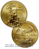 2013 $50 1 Oz Gold American Eagle Gem Brilliant Uncirculated
