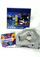 2013 Australia 1 oz Silver The Land Down Under - Sydney Opera House $1 In Original Perth Mint Packaging