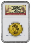 2013-W Ida McKinley $10 First Spouse Gold NGC MS69 ER Mint State 69 Early Releases