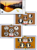 2015-S U.S. Proof Coin Set NGC GEM Proof FDI