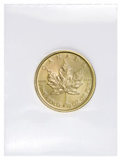 2019 Canada 1/2 oz Gold Maple Leaf 20 Coin GEM BU Mint Sealed