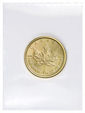 2020 Canada 1/4 oz Gold Maple Leaf $10 Coin GEM BU Mint Sealed