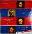 2009-P+D Presidential $1 Dollar Uncirculated Mint Set in Original Government Packaging