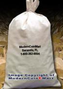Wheat Cent Lot -5,000ct Bag FULL (35 pounds) Of S-Mint Circulated Wheat Cents!!!