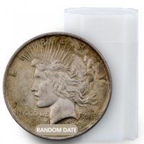 Roll of 20 - 1922-1935 Peace Dollar VG-XF