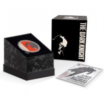 2016 Fiji DC Comics Batman: The Dark Knight Returns - 30th Anniversary 2 oz Silver Colorized Proof $2 Coin GEM Proof (OGP)